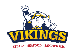 Logo VIKINGS Steak & Sandwiches